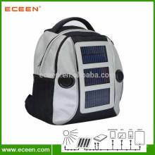 Sac à dos en plein air extérieur de 1680D en panneau solaire