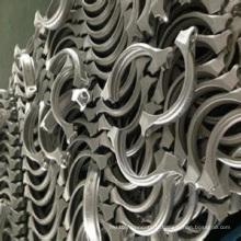 Pièces d'usinage de moulage à la cire de précision en acier allié