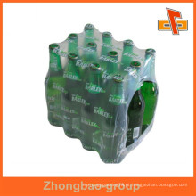 Personalizável PVC / PET / POF / PE sensível ao calor flexível clear heat-shrink tubulação para caixas de embalagem