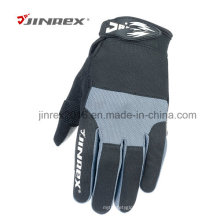 Full Finger Radfahren Bike Padding Fahrrad mit Gürtelschnalle Sport Handschuh