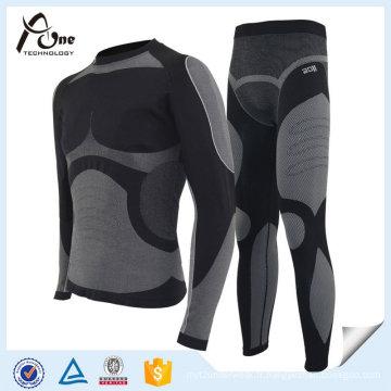 Lingerie transparente à base de couche thermique masculine