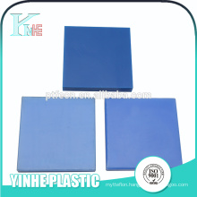 Cost price 1/ 2 inch plastic sheets with CE certificate