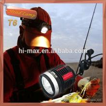 High / Mid / Strobe Modell CREE XM-L U3 * 3 LED-Scheinwerfer 3000lumen