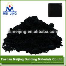 pigment pour le verre souper couleur noire pigment à haute température ont MSDS