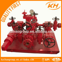 API 16C Choke Manifold ,kill manifold For Oil Well Control