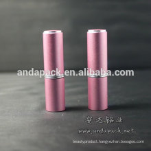 Fashion Pink Lipstick Tubes Cosmetics Packaging