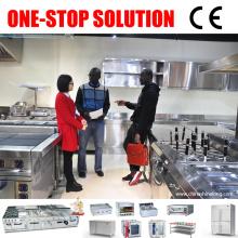 2017 AZ Lösung Gewerbliche Küche Ausrüstung China