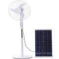 16 inch home stand mini solar fan