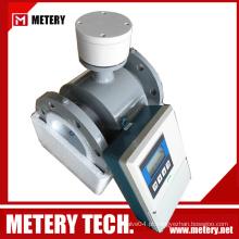 Medidor de vazão electromagnético digital série MT100E