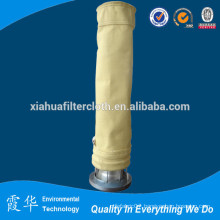 100 micron filter bag dust collector for cement plant