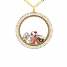 Золотой медальон ювелирные изделия подвеска в Пакистане с низкой ценой