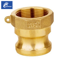 Brass Camlock Coupling - Tipo a