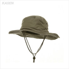 5 panel leisure caps/best quality waterproof fishing rain hats/hot selling mesh cheap caps