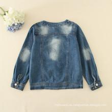 chaquetas jeans niños precio barato chaquetas al por mayor estilo popular estilo de la moda fresca otoño nuevas colecciones ropa de los niños de invierno