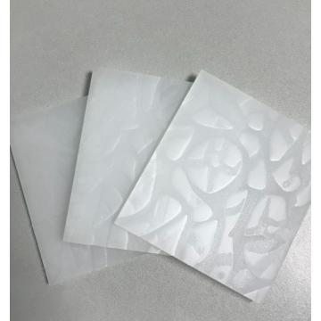 ПП листы для защиты доски