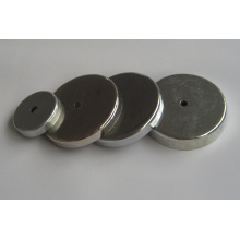 Round NdFeB Base Cup Magnet
