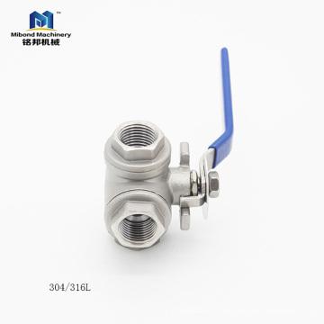 Сделано в Китае Oem дешевый и высококачественный шаровой клапан из нержавеющей стали