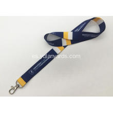 Cheap Neck Lanyard / Promotion Polyester Lanyard