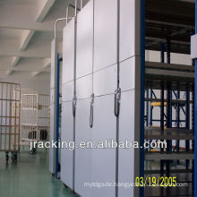 Hot sale nanjing jracking warehouse metal rack systems used storage shelving acrylic mobile phone display rack