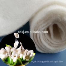 80g to 300g High Loft Washable Silk Like Polyester Batting Roll