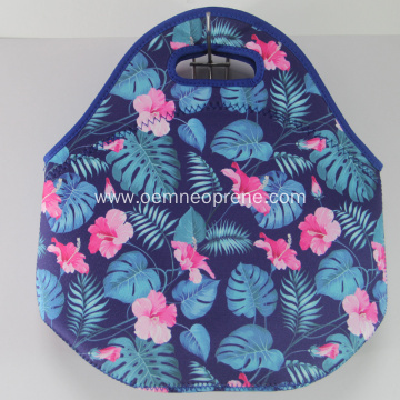 Reusable Insulated Waterproof School Picnic Carrying