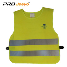 Kids+Hi+Vis+Yellow+Warning+Reflective+Safety+Vest