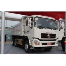 Camión volquete volquete 6x4 de 290-375 HP de la marca Dongfeng