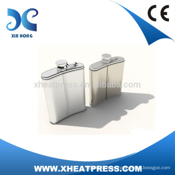 Printing Hip Flask/Wine Pot for sublimation