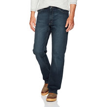Modische Mens Jeans Design Baumwolle Confort Denim Hosen