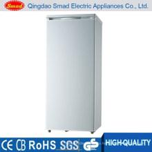 235L дома разморозьте низкой температуры вертикальный морозильник для продажи