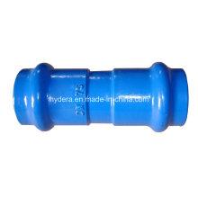 En545/598 Ductile Iron Double Socket Collar for PVC Pipe