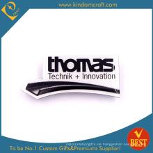 Fördernde Metalldrucktechnik-Innovations-Werbungs-Pin-Abzeichen von China
