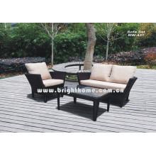 Outdoor Sofa Set PE Rattan Wicker Bw-427