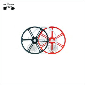yuemei mag bicycle wheel 6スポーク