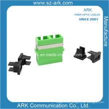 SC / PC adaptadores de fibra óptica dúplex en las ventas