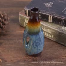 Re-Active Glazing Ceramic Diffuse Bottles for Home Fragrance