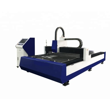 2000W Laser Cutting Machine With Exchange Table