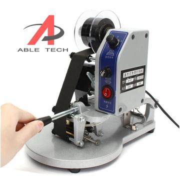 DY8 expiry date printing machine,Heat ribbon printer,batch coding machine with 3 lines