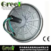 Disk Coreless 0.1-10kw Generator Used for Vertical Wind Turbine