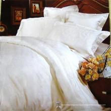 100% algodão / t / c 50/50 jacquard tecido hotel / home têxtil (ws-2016349)