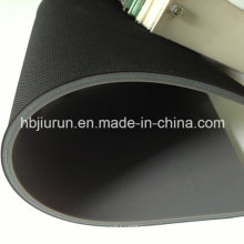 Textured Cloth Inserted SBR Rubber Mat / Sheet