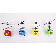 Visual nuevo juguete de RC feliz de aves vuelo RC del juguete helicóptero de pájaro helicóptero juguetes mini avión