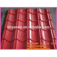 heavy dute steel roofing / metal roof decks / corrugated metal roof