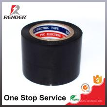 Черный ПВХ Кондиционер клейкая упаковочная лента