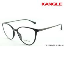 spectacle frame Ultra light eyewear Metal optical frames ultem eyeglasses ready stock ready goods