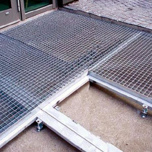 Lantai Grid Galvanized Bar