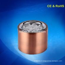 CE ROHS 100MM éclairage de plafond monté en surface pour maison avec IP44