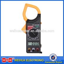 Pinza amperimétrica digital 266FT con prueba de temperatura con frecuencia
