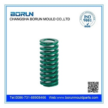 ISO 10243 Light load green Die Springs