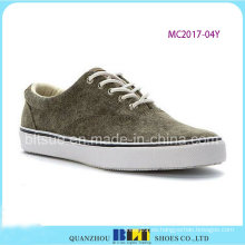 Nuevos zapatos de lona de la tienda del estilo para la venta al por mayor